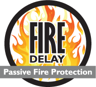Fire Delay Logo - Passive Fire Protection