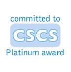 committed to CSCS Platinum award